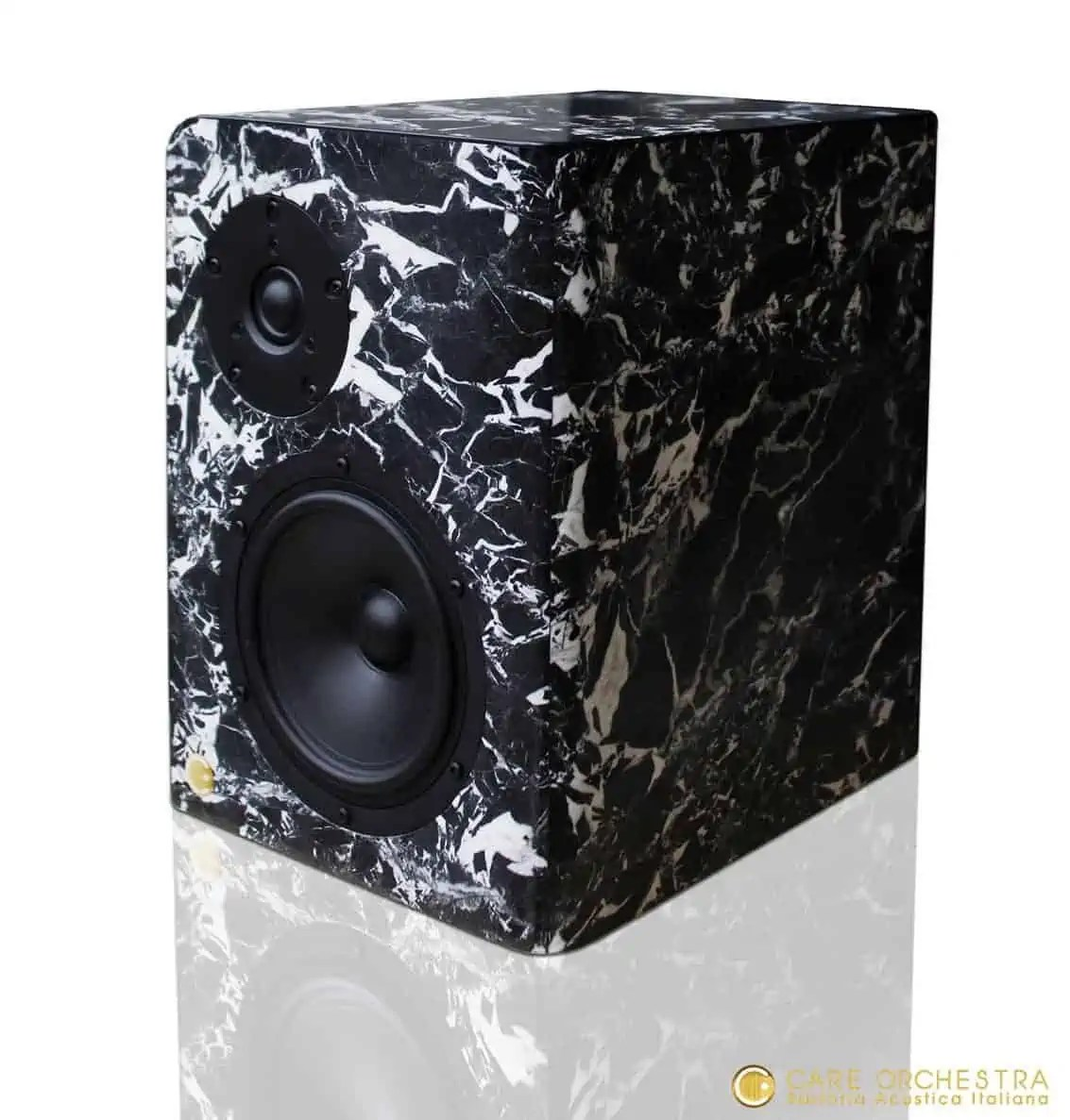 Deep Breath Black Marble