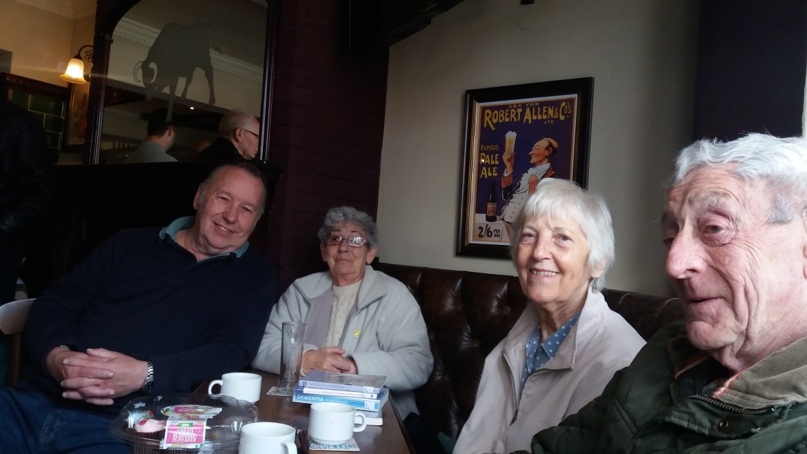 Rothwell Dementia Carer Support Group