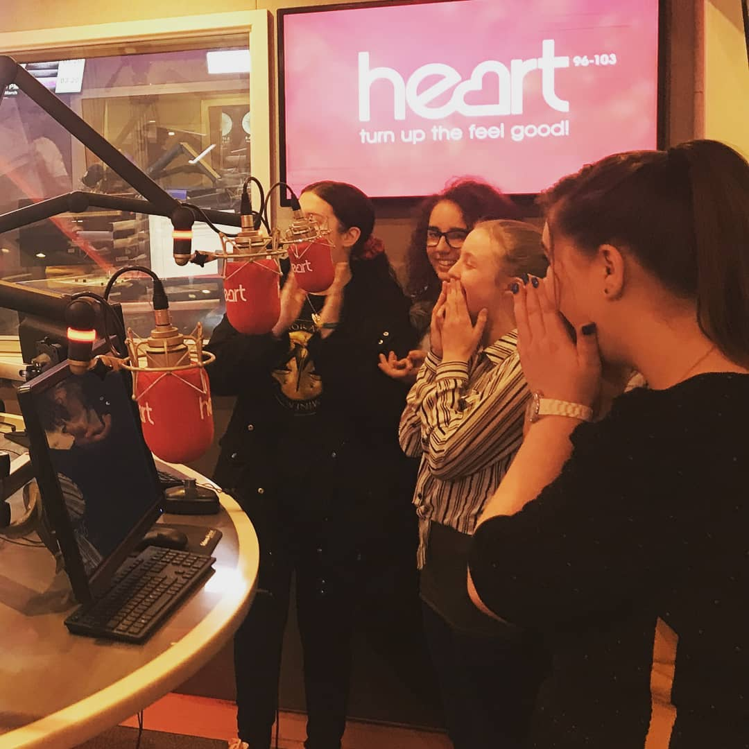 Tune into @heartyorks to hear the reaction of our young adult carers when they find out how much funding we've been given by @globals_make_some_noise