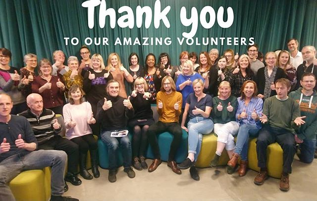 Happy volunteers week! Thank you to all of our incredible volunteers, past and present. 🎉🌟