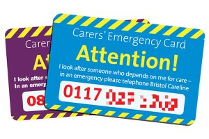 Carers Emergency Card