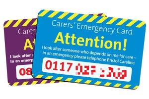 Carers Emergency Card