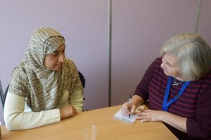 One to one support and carers groups