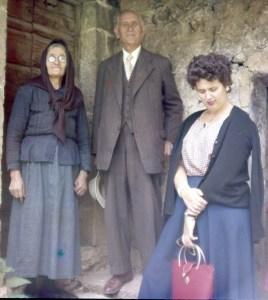 Grandparents with Caretaker
