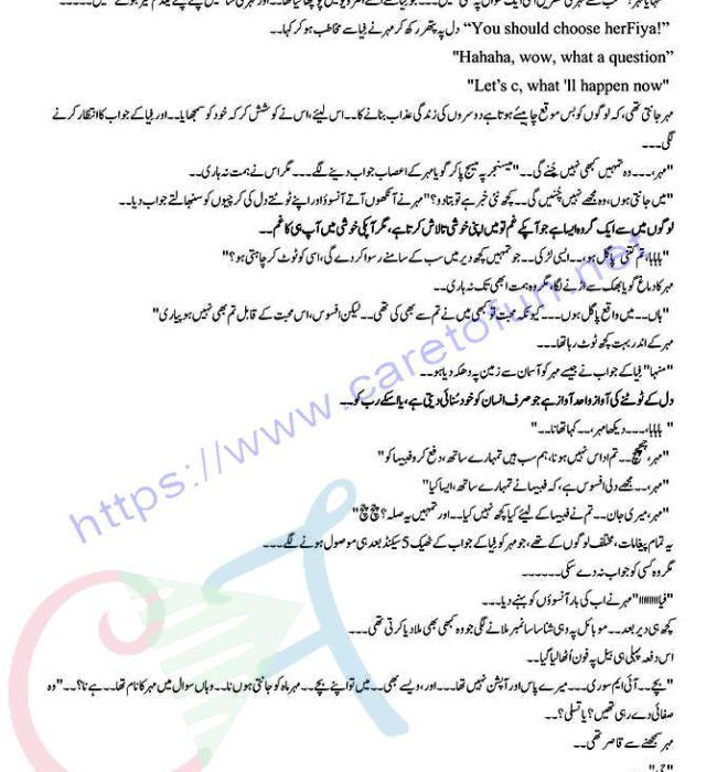 sumera hameed novel