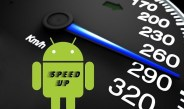 Speed up android device in few Steps