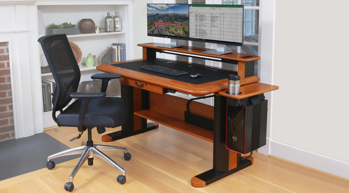 Executive Sit Stand Desks Products By Caretta Workspace