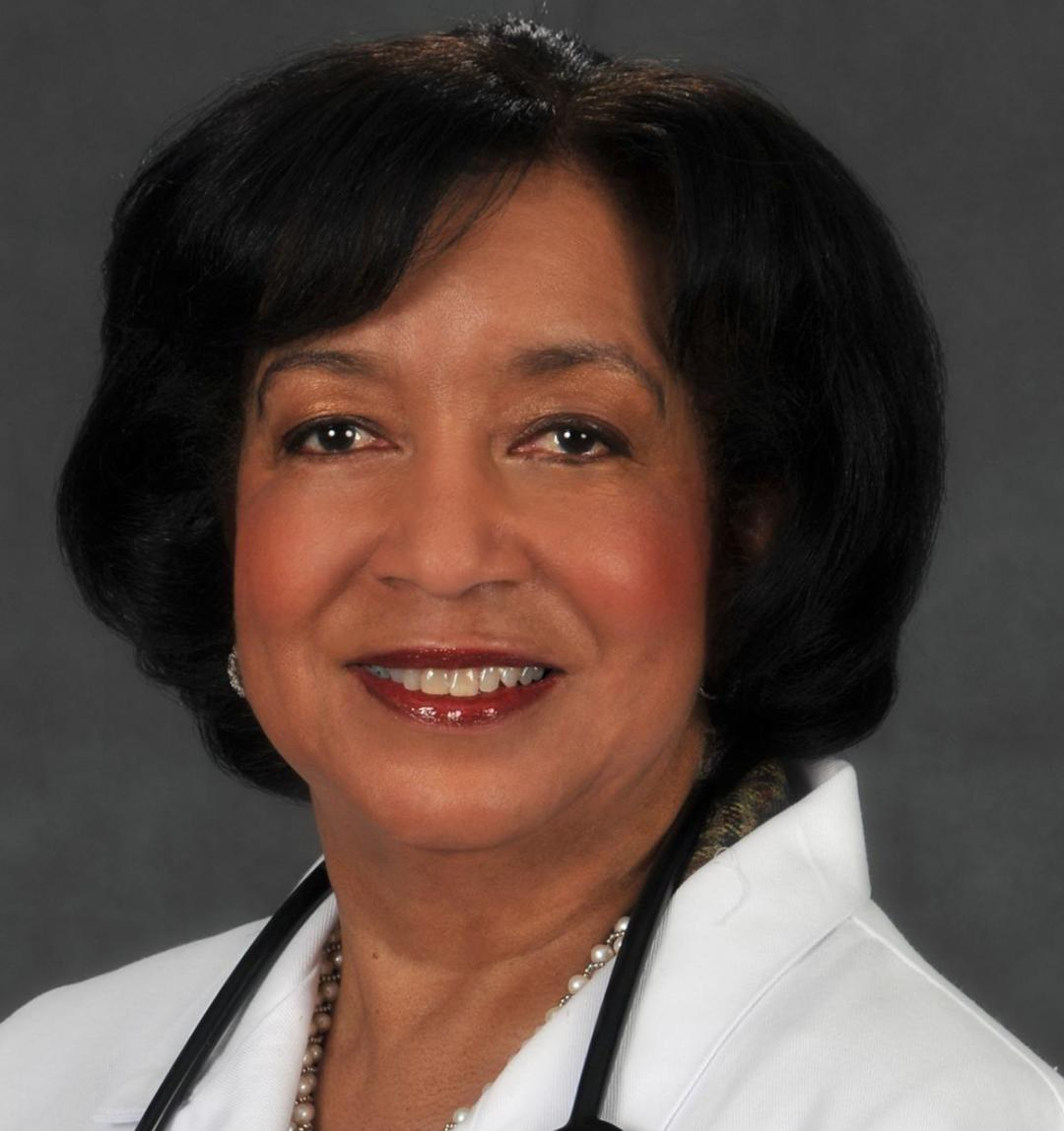 Edith Peterson Mitchell, MD, FACP