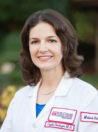 Crystal S. Denlinger, MD, FACP