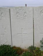 William Thomas Arthur - Morval British Cemetery, France.