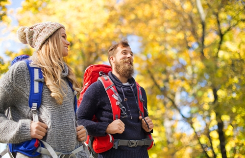 Keep from falling: 4 outdoor exercise tips for autumn
