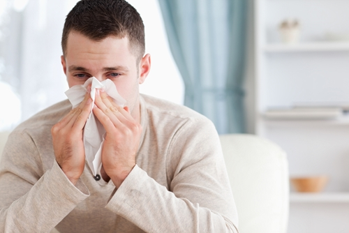 5 tips for getting through work while sick