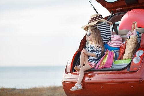 Sun, fun and safety: 6 tips for families on spring break [Infographic]
