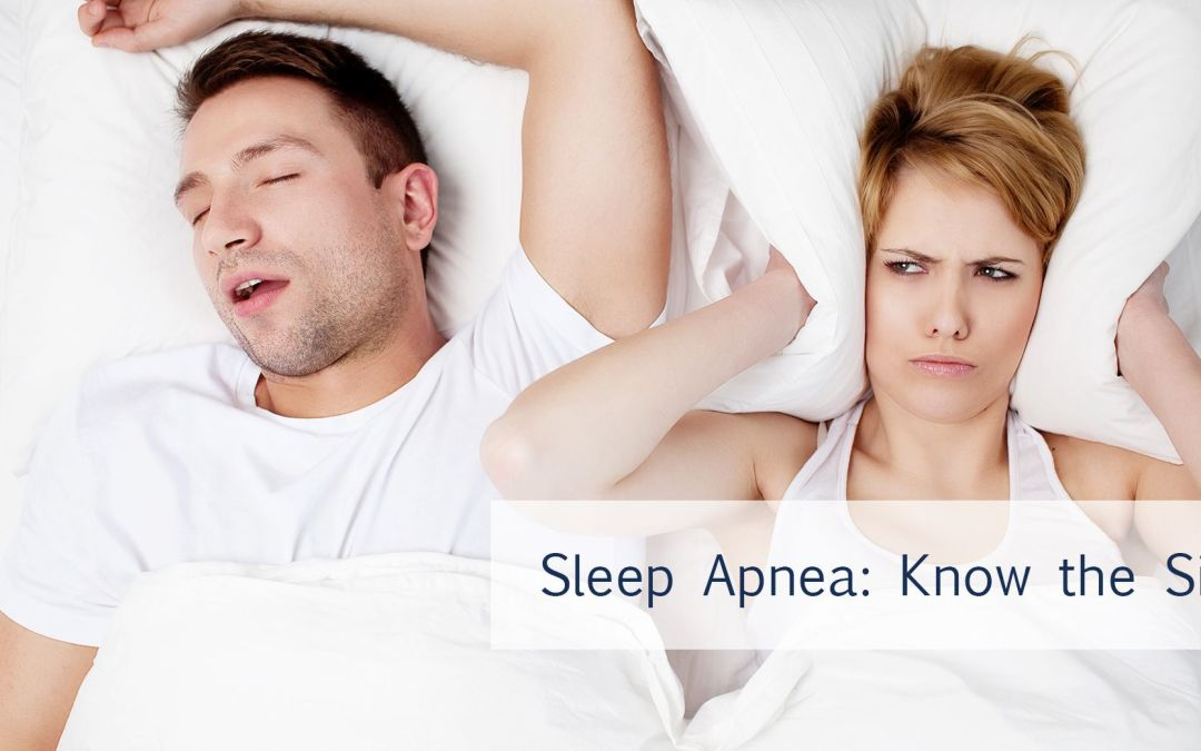 You May Have Sleep Apnea and Not Even Know It
