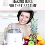 Making Juice for the First Time