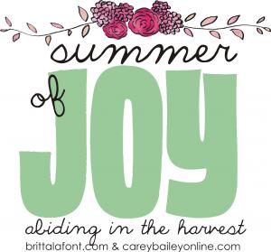 summer of joy final