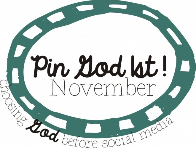 November Pin God 1st