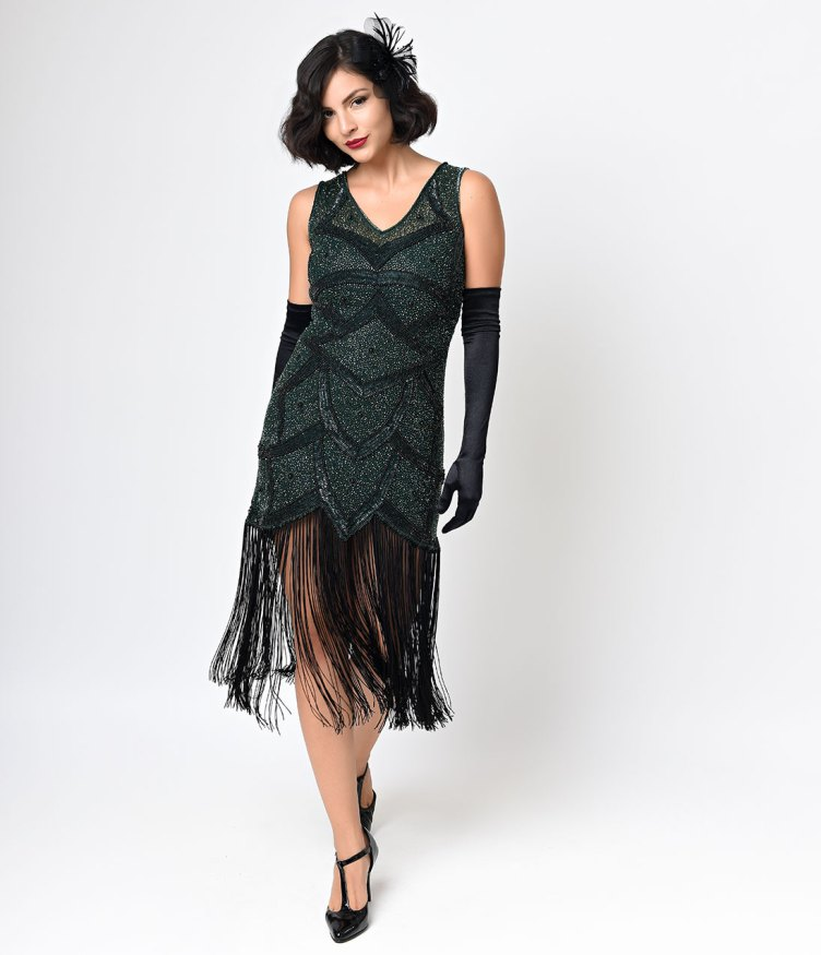 Flapper Dresses – How to Style Them Properly ...