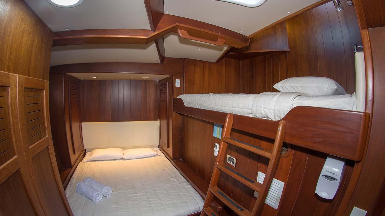 crucero galapagos