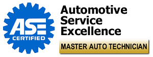 ASE Master Certified Auto Repair