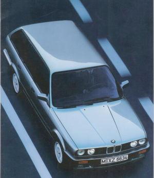 1988 Bmw 325i Touring E30 Specifications Carbon Dioxide