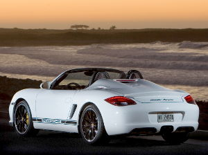 Porsche Boxster Spyder 987 Specifications Fuel