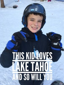 The snow is unbelievable and 15 ski resorts within a 45-minute drive are enough for me to love Lake Tahoe.