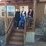 Our cozy cabin at Far Flung Outdoor Center is a great find in the Chihuahua Desert. Big Bend for kids, west texas trips with kids,