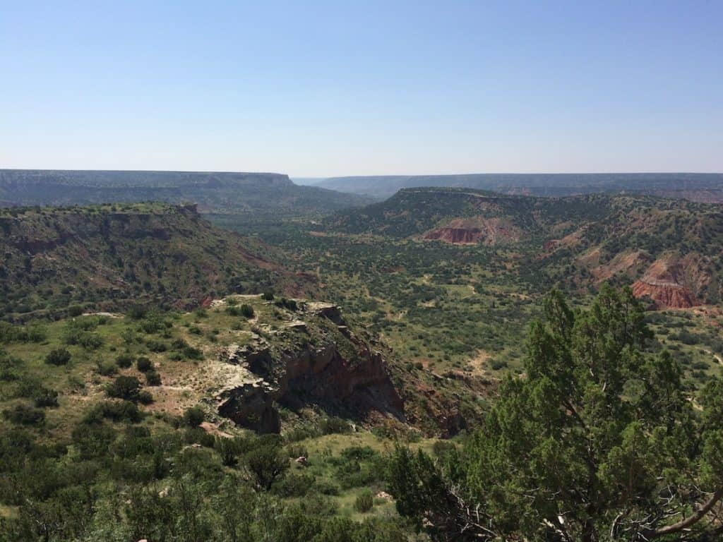 Palo Duro Canyon State Park, CCC Cabins, Places To Camp In Texas, Texas