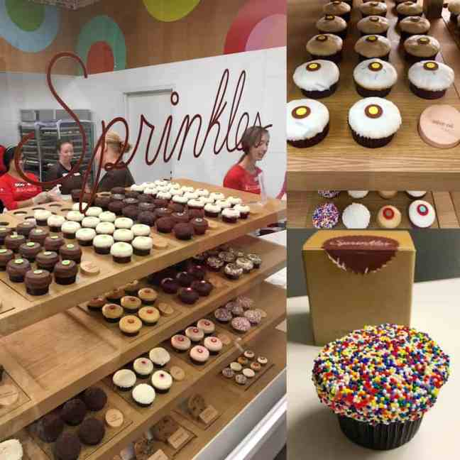 Sprinkles, Disney Springs, What to do in Disney Springs,