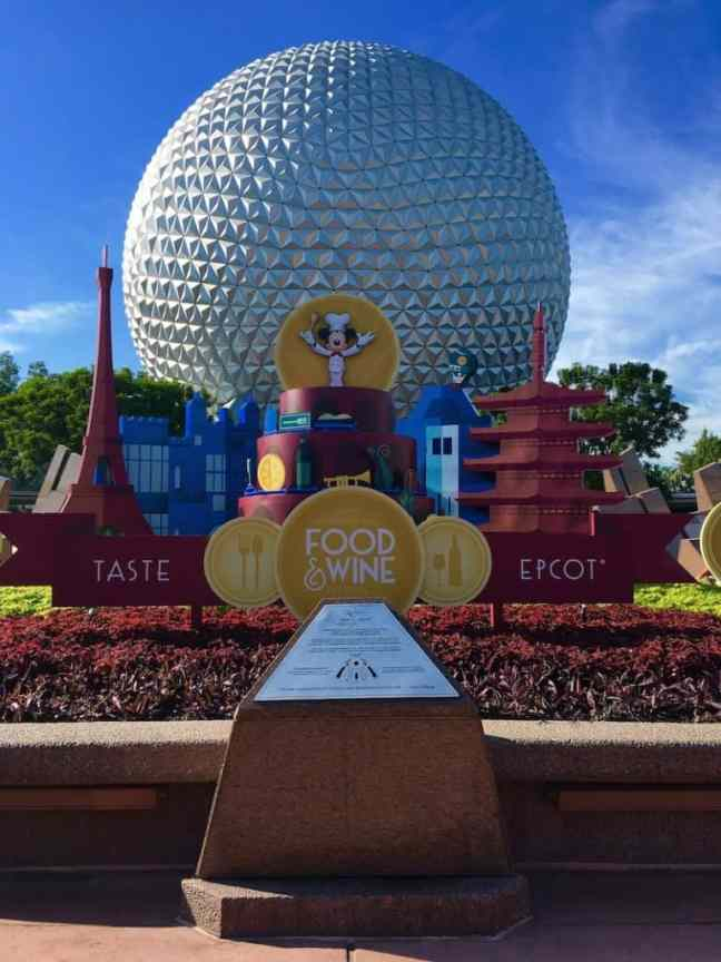Epcot, International Food and Wine Festival,