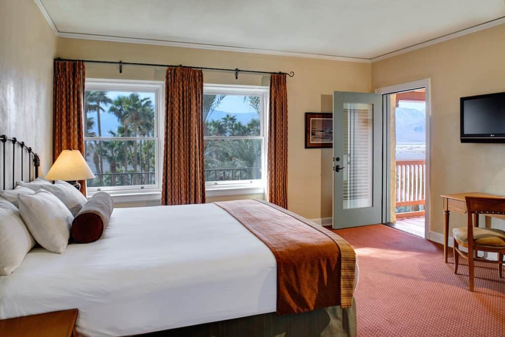 Desert Luxury Finding Your Death Valley Hotel Carful