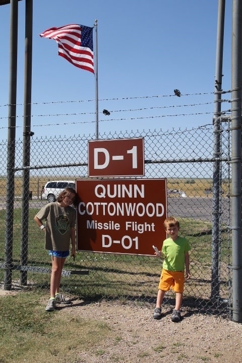 Explore the Minuteman Missile Site to learn about the Cold War.