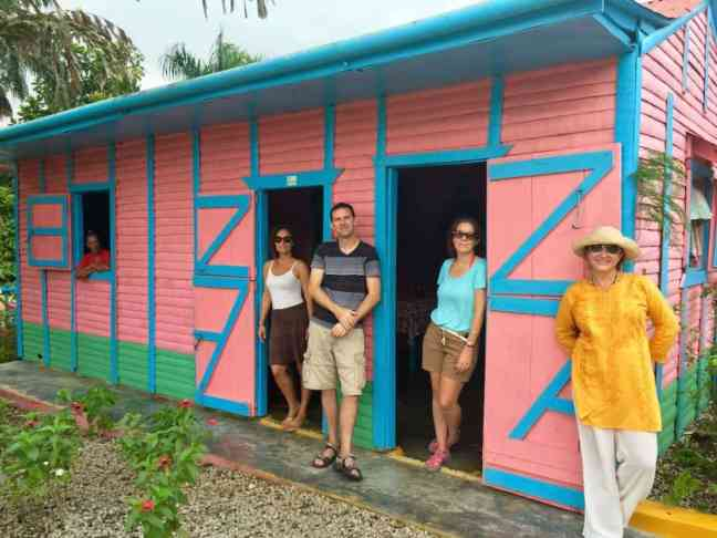 Visit Maria's House in the Dominican Republic and 4 other things to do in Punta Cana with kids.