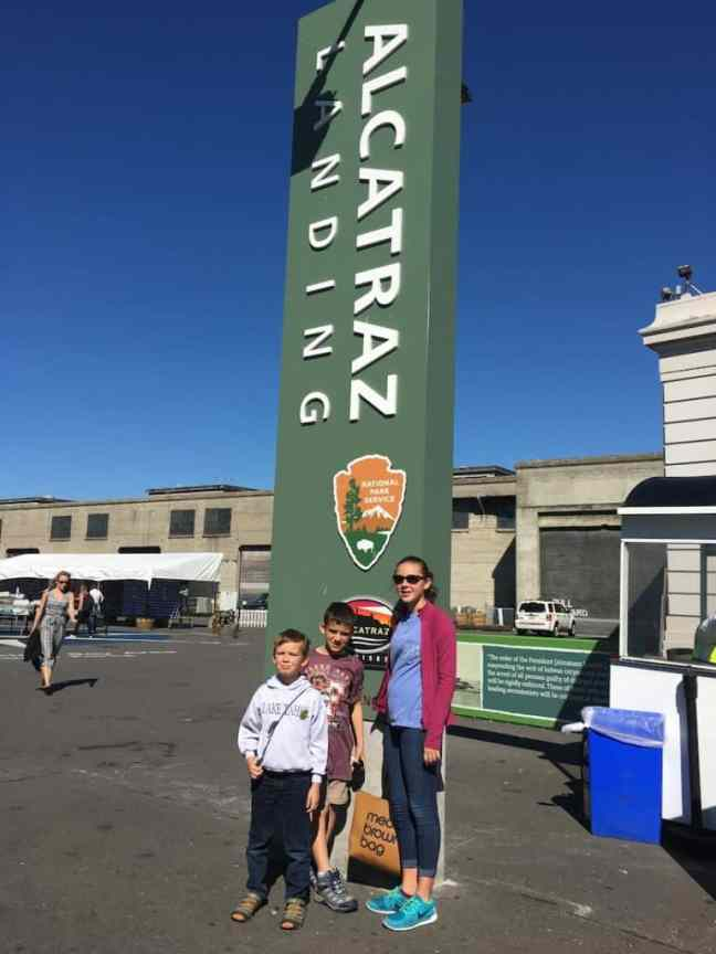 Explore Alcatraz with Kids when you visit San Francisco.