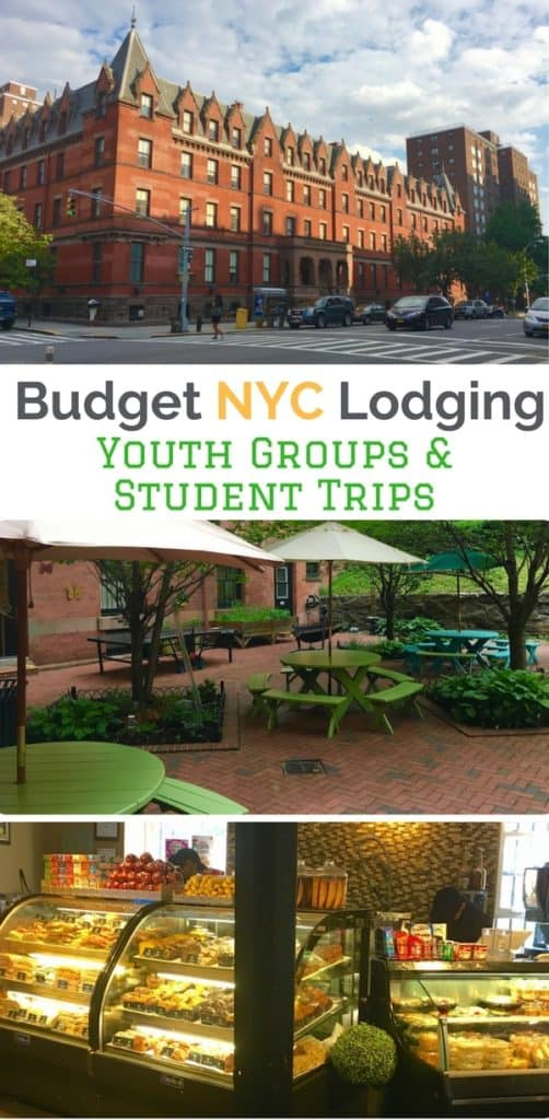 Planning a youth group or student trip to New York City, it can be overwhelming especially with a limited budget. Top of the list, where to stay while exploring NYC. I've got all the information about staying at the HI Hostel in New York City with high school students.