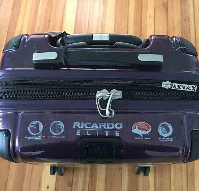 roxbury 2.0 luggage review
