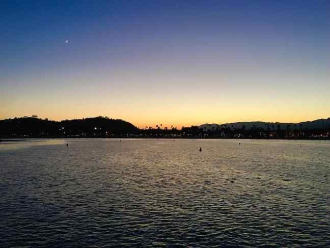Sterns Wharf. Where to go with kids in Santa Barbara.