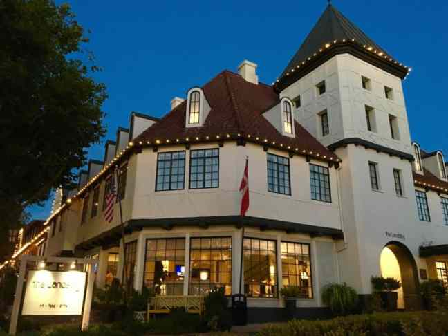 The Landsby. what to do in Solvang with kids.