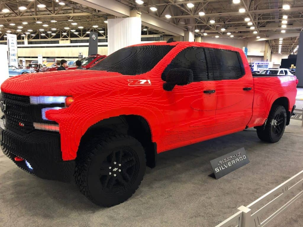 Find a New Ride at the DFW Auto Show | Carful Of Kids
