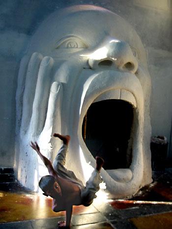 el grito del arte