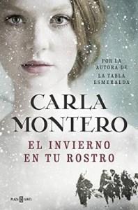 El invierno de tu rostro de Carla Montero