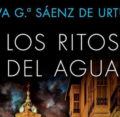 Los ritos del agua de Eva Gª Sáenz de Urturi