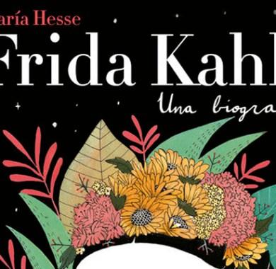 Frida Kahlo. Una biografía de María Hesse