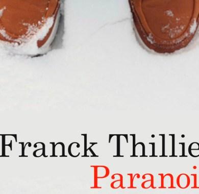 Paranoia de Franck Thilliez