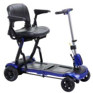 Scooter eléctrico plegable de viaje
