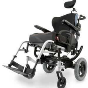 Silla de ruedas infantil modelo Zippie 2 con basculamiento