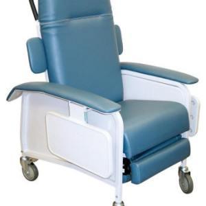 Sillón reclinable para hemodiálisis