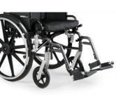 Silla de ruedas de aluminio Breezy