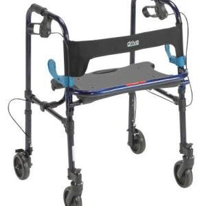 Andadera Rollator modelo Clever Lite
